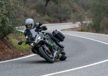 Kawasaki Ninja 1000 SX 2020 TEST. Di bene in meglio