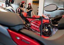 Ducati inaugura un nuovo Store a Catania