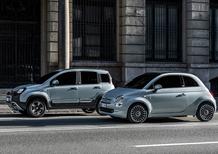 [VIDEO] Fiat 500 e Panda Hybrid: la nostra prova su strada