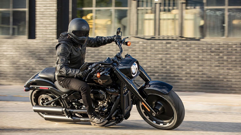 Harley Davidson Fat Boy: edizione limitata per i 30 anni del modello