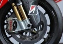 Brembo leader degli impianti frenanti in MotoGP