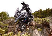 Rizoma Cross the Limit, linea accessori per BMW R1200GS