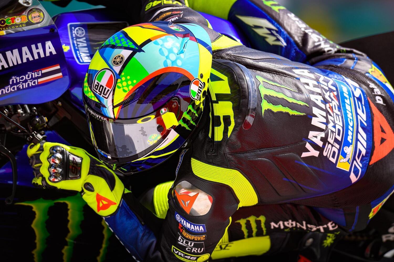 Test MotoGP a Sepang. Day 1