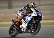 Lorenzo vince il primo GP della stagione in Qatar