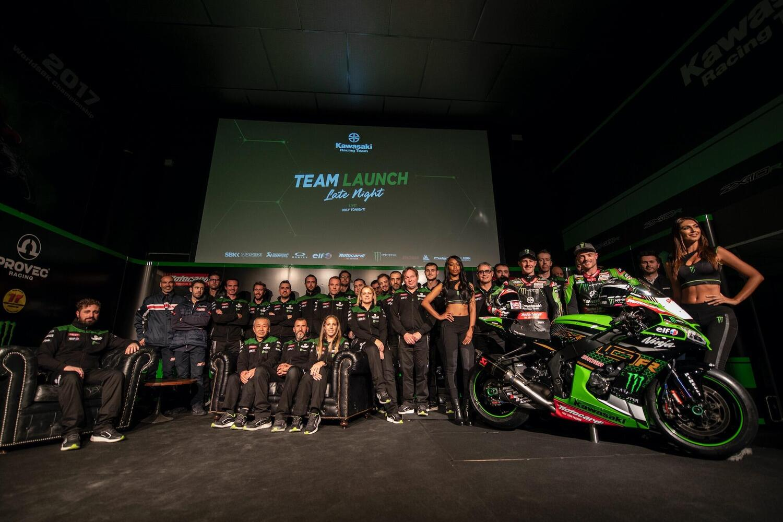 Kawasaki Superbike: la livrea delle Ninja ufficiali 2020 [GALLERY]