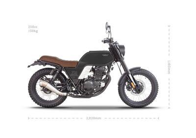 Brixton Motorcycles Felsberg 250 (2020) - Annuncio 7983218