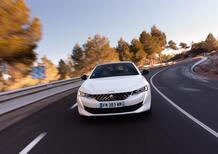 Peugeot 508 Hybrid 2020, 225 CV e 54 km di autonomia in elettrico [Video]