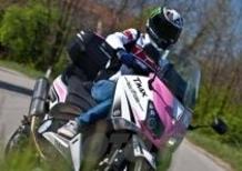 Yamaha TMAX 530 edizione speciale. Sarà il mezzo ufficiale del Giro d'Italia