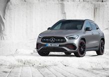 Mercedes GLA 2020, i prezzi: si parte da 38.270 euro