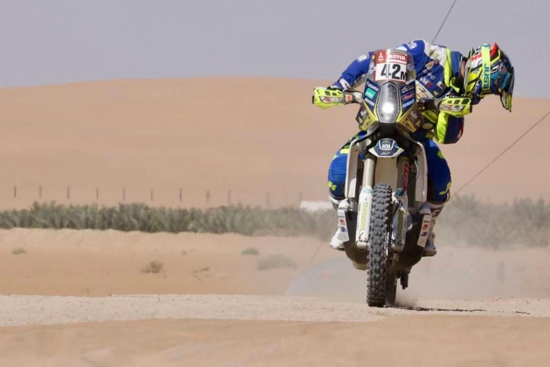"""Dakar 2020 Arabia Saudita. Maurizio Gerini: """"Lontano dalla Dakar, nulla è come la Dakar!"""""""