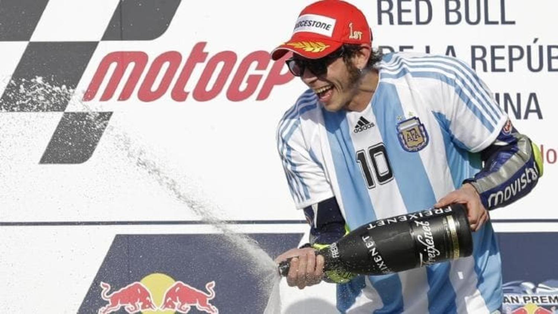 MotoGP. Valentino Rossi, buon compleanno in 41 immagini