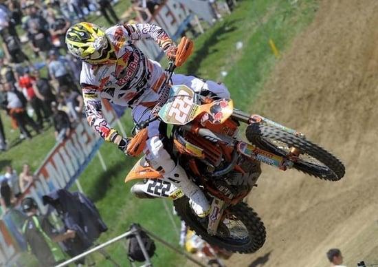 Motocross. Paulin e Searle vincono il GP di Bulgaria