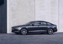 Volvo S90 e V90 2020: restyling e motori mild-hybrid