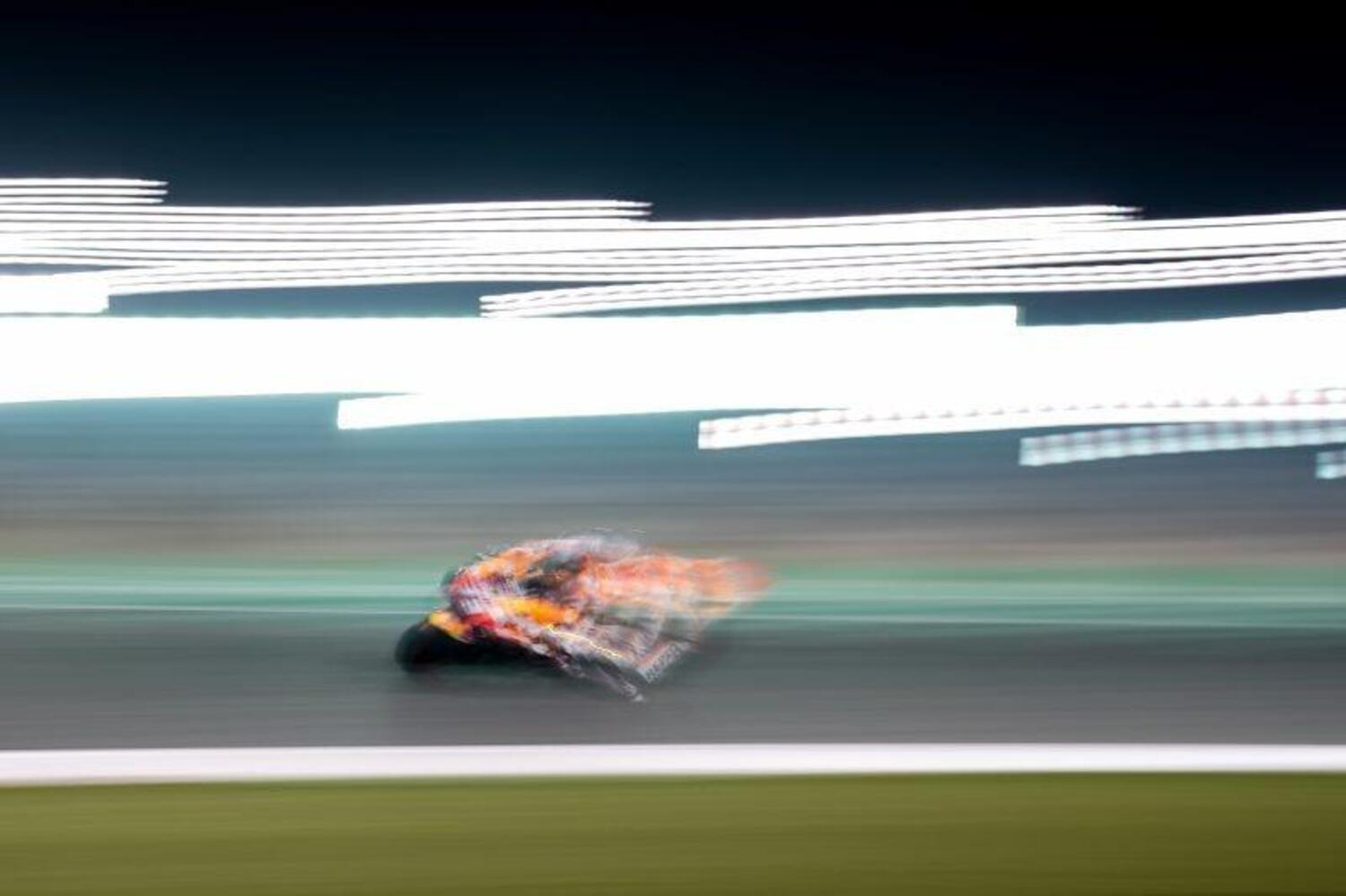 Gallery MotoGP. I test in Qatar