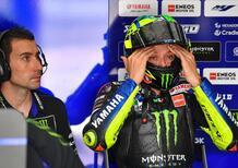 """MotoGP. Valentino Rossi: """"Sono preoccupato"""""""