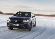 Volkswagen Touareg R, debutto al Salone di Ginevra 2020
