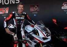 """Rubata la Ducati Panigale V4R di Troy Bayliss: """"Tagliategli almeno una mano"""""""