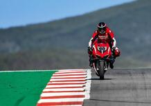 Ducati Superleggera V4: la racconta Alessandro Valia