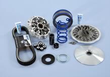 Polini Motori: kit trasmissione Hi-Speed per TMAX 560