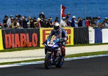 SBK 2020, Toprak Razgatlioglu vince un'entusiasmante gara1 a Phillip Island