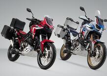 SW-Motech: accessori per Honda Africa Twin 1100