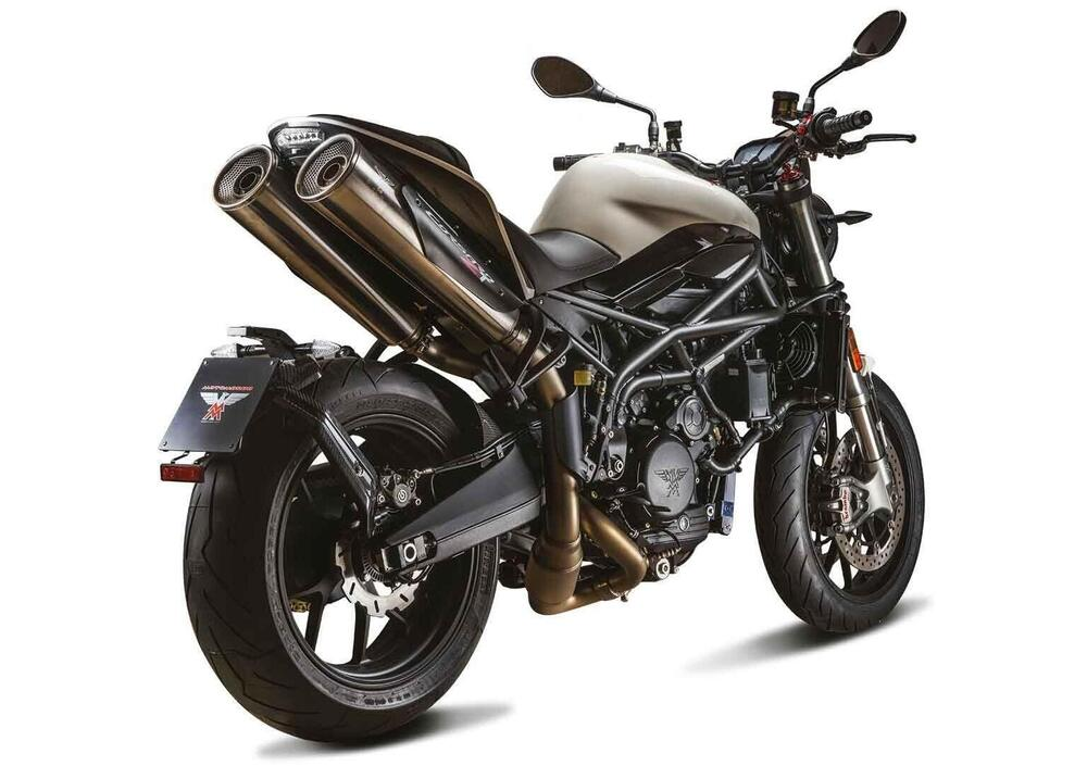 Moto Morini Corsaro 1200 ZT 2020   Motoren en Toerisme