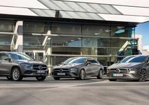 Mercedes CLA e GLA 250e, le compatte diventano ibride plug-in