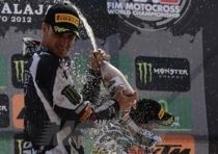 Motocross. Philippaerts: Un podio che serviva a tutto il team