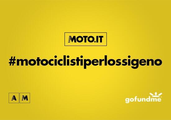 Motociclisti per l'ossigeno: la nostra iniziativa di raccolta fondi
