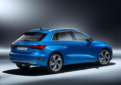 Audi A3 Sportback 35 Tdi S Tronic Nuove Listino Prezzi Auto Nuove Automoto It