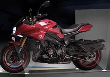 Suzuki Katana 1000: livrea rossa per il centenario
