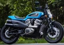 Due novità Harley Davidson in cantiere: Café Racer e Flat Track