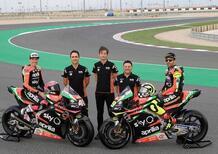 Albesiano: come si costruisce una MotoGP