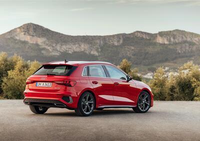 Nuova Audi A3 Mild Hybrid Da 32 300 Euro In Germania News Automoto It