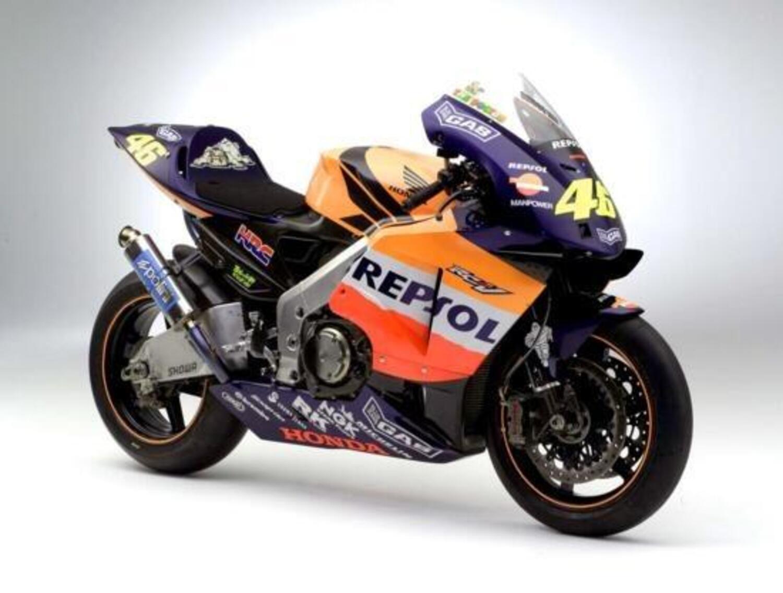 La Honda RC211V e le sue eredi. Breve storia della MotoGP più vincente