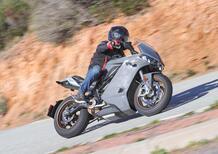 Zero SR/S Moto elettrica a lungo raggio