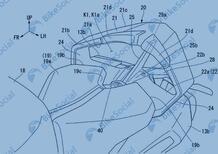 Honda al lavoro sul design aerodinamico della coda
