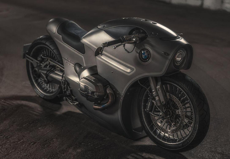 BMW R nineT Zillers Garage. Non vola, ma sta in piedi da sola