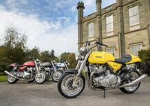 Norton, sede e produzione resteranno in Inghilterra