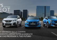 PSA in Fase2, Promozione 7 days Peugeot 2020: 7000 euro di sconto (settemila) e assicurazione malattia