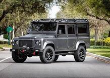 Tesla motorizza i fuoristrada puri inglesi: Land Rover Defender EV ordinabile ma dettagli consegna sconosciuti [video]