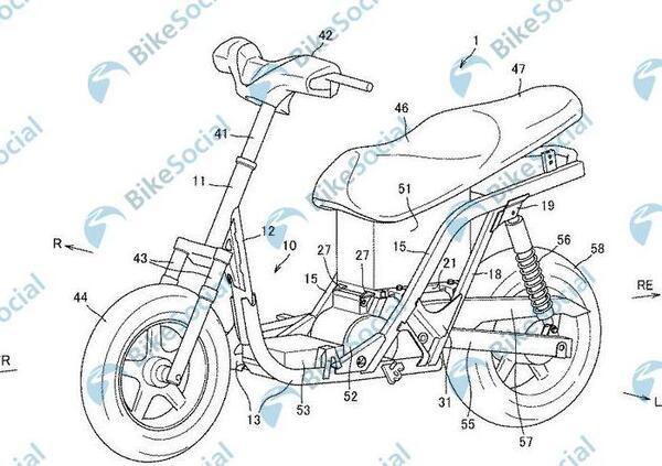 Nuovo scooter Suzuki. Sarà: piccolo, economico ed elettrico!