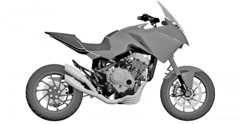 Honda CB4X, la versione di serie si avvicina? Nuove immagini