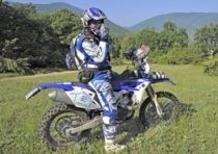 Motorally. I ricognitori del managing hanno scelto la Yamaha WR450F