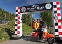 Vespa World Days 2012: a Londra la 6a edizione