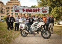 Honda Epic Tour. In viaggio con la Crosstourer da Londra a Roma