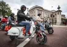 Vespa World Days 2012: si è conclusa a Londra la 6a edizione
