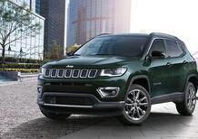 La nuova Jeep italiana in consegna da giugno 2020: Compass 1.3 turbo benzina 150CV [fatta a Melfi]