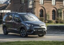 Nuovo Proace City, anche Verso: Toyota sfida FCA, PSA e Renault nei veicoli commerciali leggeri [LCV]