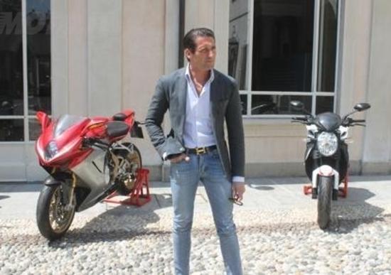Giovanni Castiglioni: La nuova MV Agusta si chiamerà Rivale
